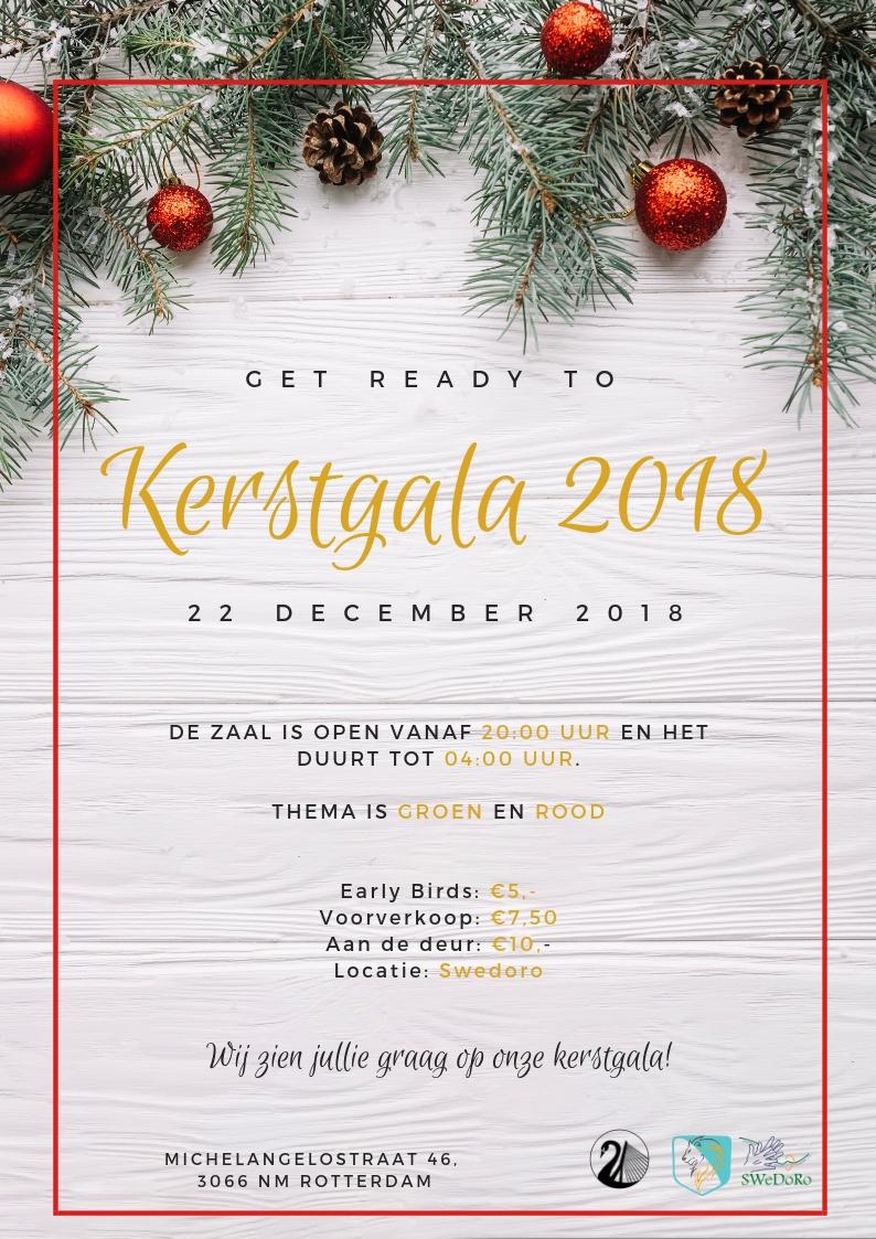 Nederlandse Dove Jongeren » Kerstgala 22 december 2018 NDJ/Swan ...